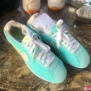 Women's Mesh Nike Cortez